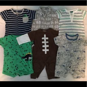 GUC - Baby Boy Rompers